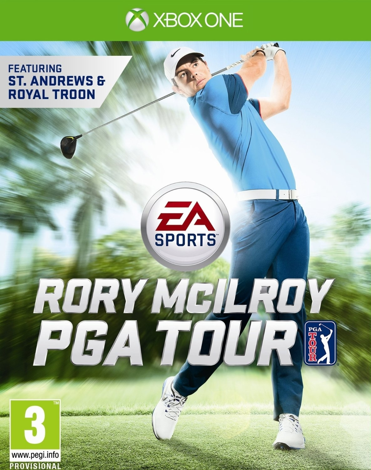 Rory Mcllroy PGA Tour (Xbox One)